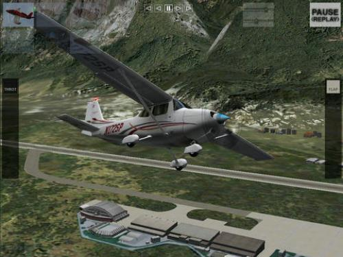 X-Plane Ipa Game iOS Free Download
