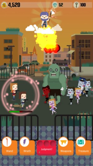 Zombie Judgment Day! Ipa Game iOS Free Download