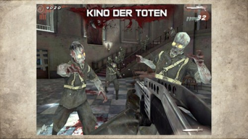 Call of Duty: Black Ops Zombies Ipa Game iOS Free Download