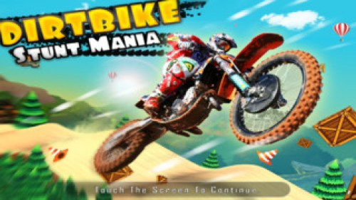 Dirt Bike Stunt Mania Ipa Game iOS Free Download