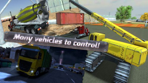 Extreme Trucks Simulator Apk Game Android Free Download
