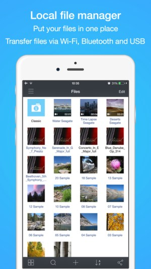 File Hub Pro - Powerful & Intuitive File Manager Ipa App iOS Free Download