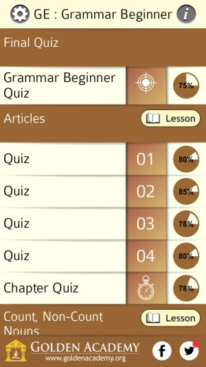 Grammar Expert: English Grammar Beginner Ipa App iOS Free Download
