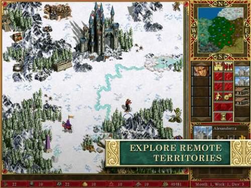 Heroes® of Might & Magic® III – HD Edition Ipa Game iOS Free Download