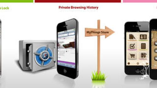 MyThings for iPhone Ipa App iOS Free Download