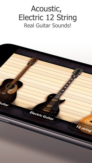 Real Guitar Pro - Guitar Chords, Games Ipa iOS Free Download