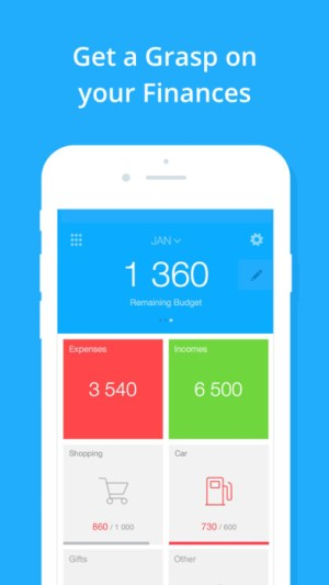 Spender - Money Management Ipa App iOS Free Download