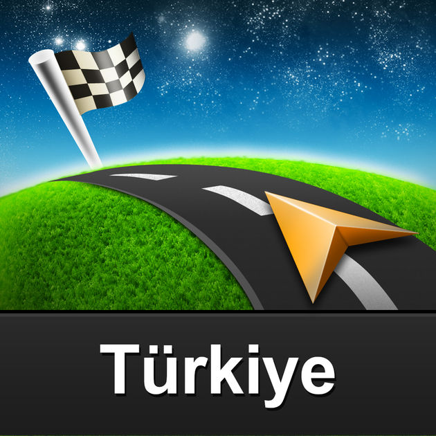 Sygic Turkey: GPS Navigation Ipa App iOS Free Download