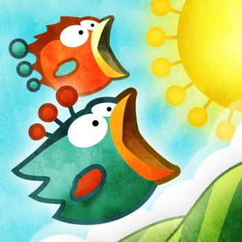 Tiny Wings HD Ipa Game iOS Free Download
