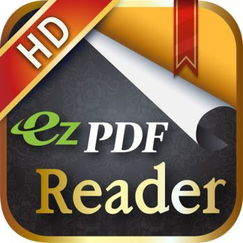 ezPDF Reader HD: Interactive PDF Reader Ipa App iOS Free Download