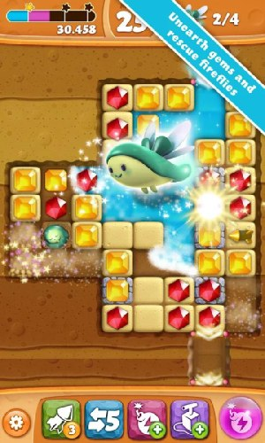 Diamond Digger Saga Apk Game Android Free Download