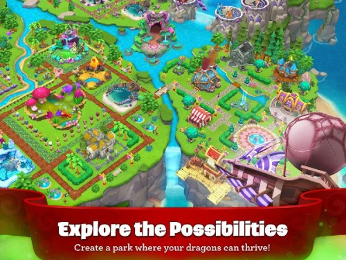 DragonVale World Apk Game Android Free Download