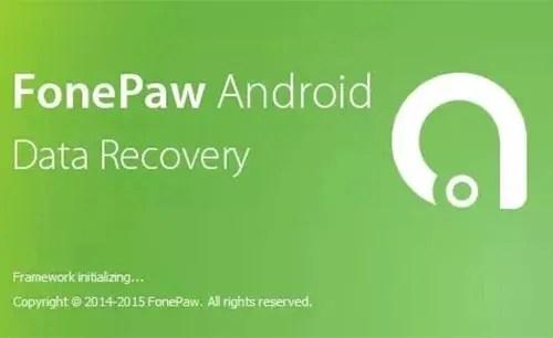 FonePaw Android Data Recovery - Win/mac RAR App Free Download