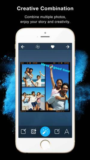 Framatic Pro - Photo Collage Ipa App iOS Free Download