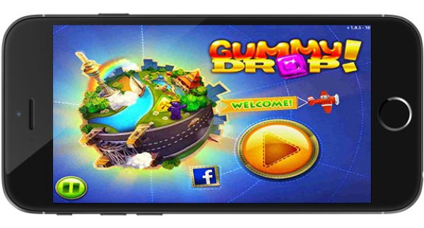 Gummy Drop Apk Game Android Free Download