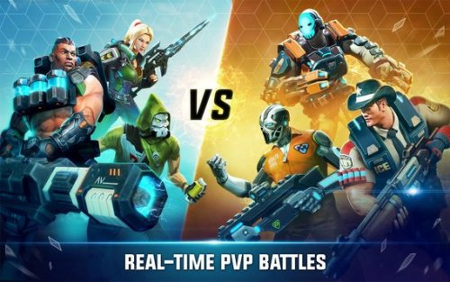 Hero Hunters Apk Game Android Free Download