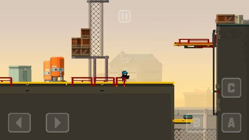 Prison Run and Gun Apk Game Android Free Download