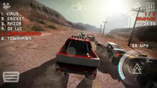 Uber Racer 3D - Sandstorm Ipa Game iOS Free Download