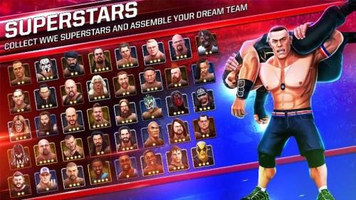 WWE Mayhem Apk Game Android Free Download