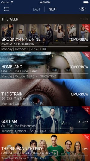iTV Shows 3 Ipa App iOS Free Download