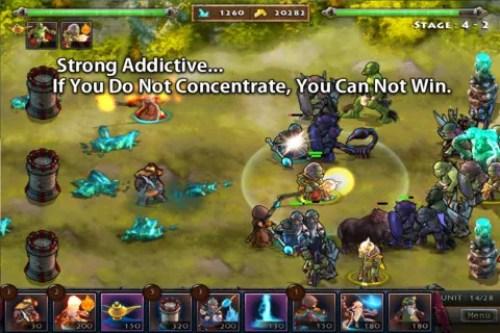 Dwarfs vs Orcs Ipa Game iOS Free DownloadDwarfs vs Orcs Ipa Game iOS Free Download