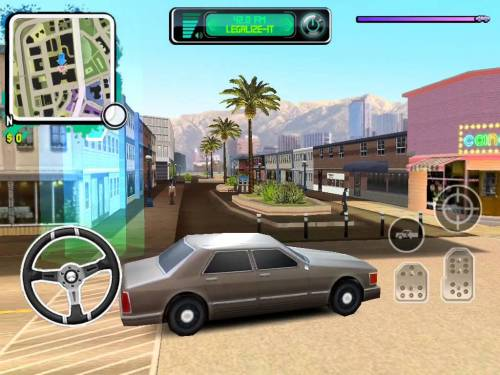 Gangstar West Coast Hustle HD Ipa Game iOS Free Download