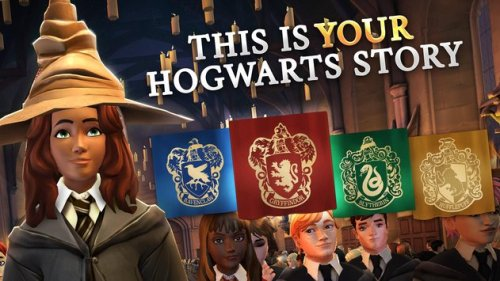 Harry Potter: Hogwarts Mystery Apk Game Android Free Download