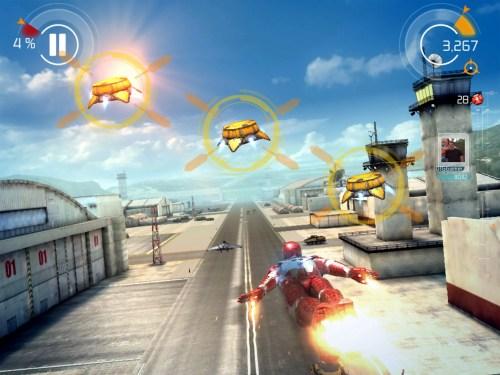 Iron Man 3 Ipa Game iOS Free Download