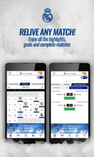 Real Madrid App Apk Android Free Download