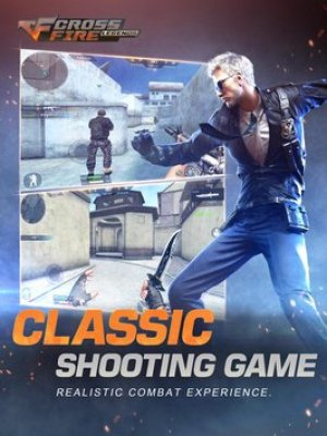 CrossFire: Legends Apk Game Android Free Download