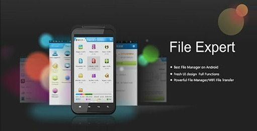 File Expert HD Pro App Android Free Download