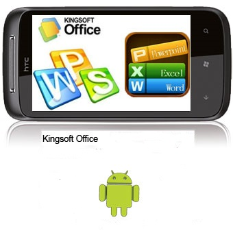 Kingsoft Office App Android Free Download