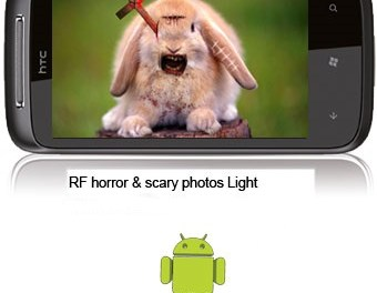 RF horror And scary photos Light App Android Free Download