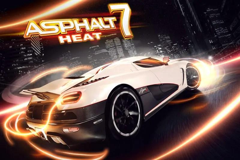 Asphalt 7 Heat Game Android Free Download