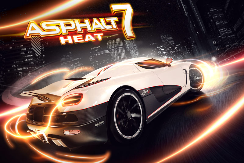 Asphalt 7 Heat Game Android Free Download