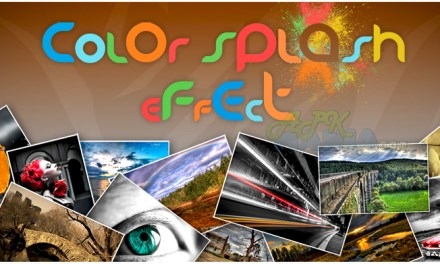 Color Splash Effect Pro App Android Free Download