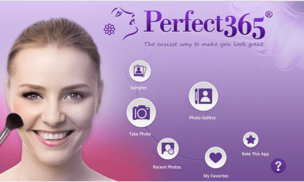 Perfect365 One Tap Makeover logo App Android Free Download