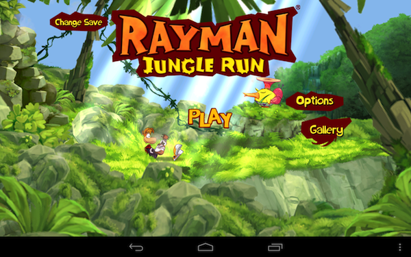 Rayman Jungle Run Game Android Free Download