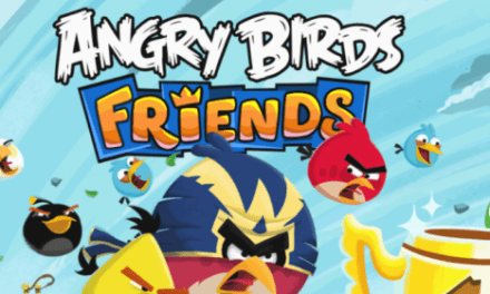 Angry Birds Friends IOS Android Free Download