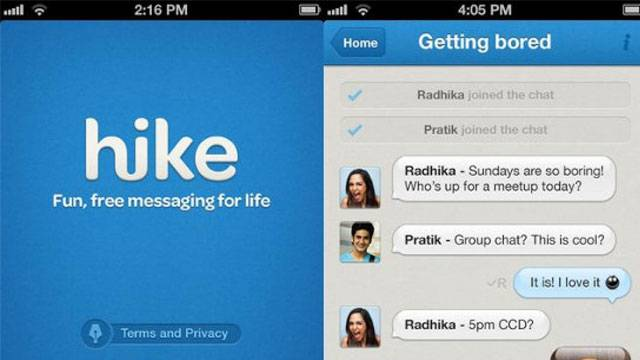 Hike Messenger App Ios Free Download