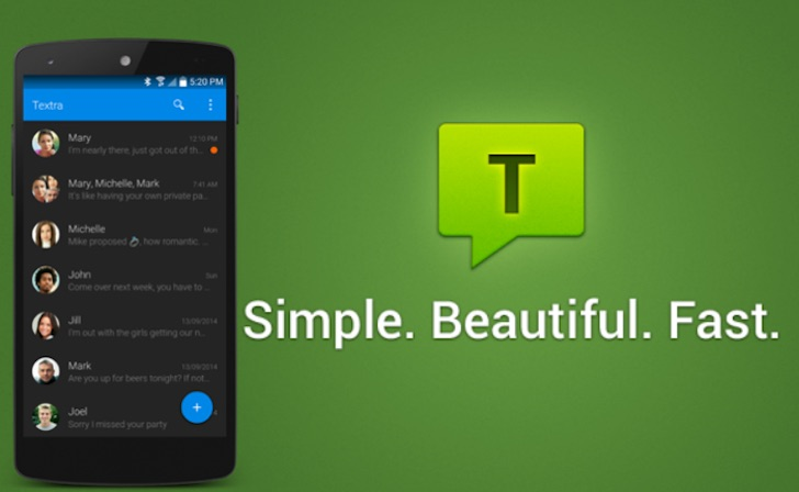 Textra SMS App Android Free Download