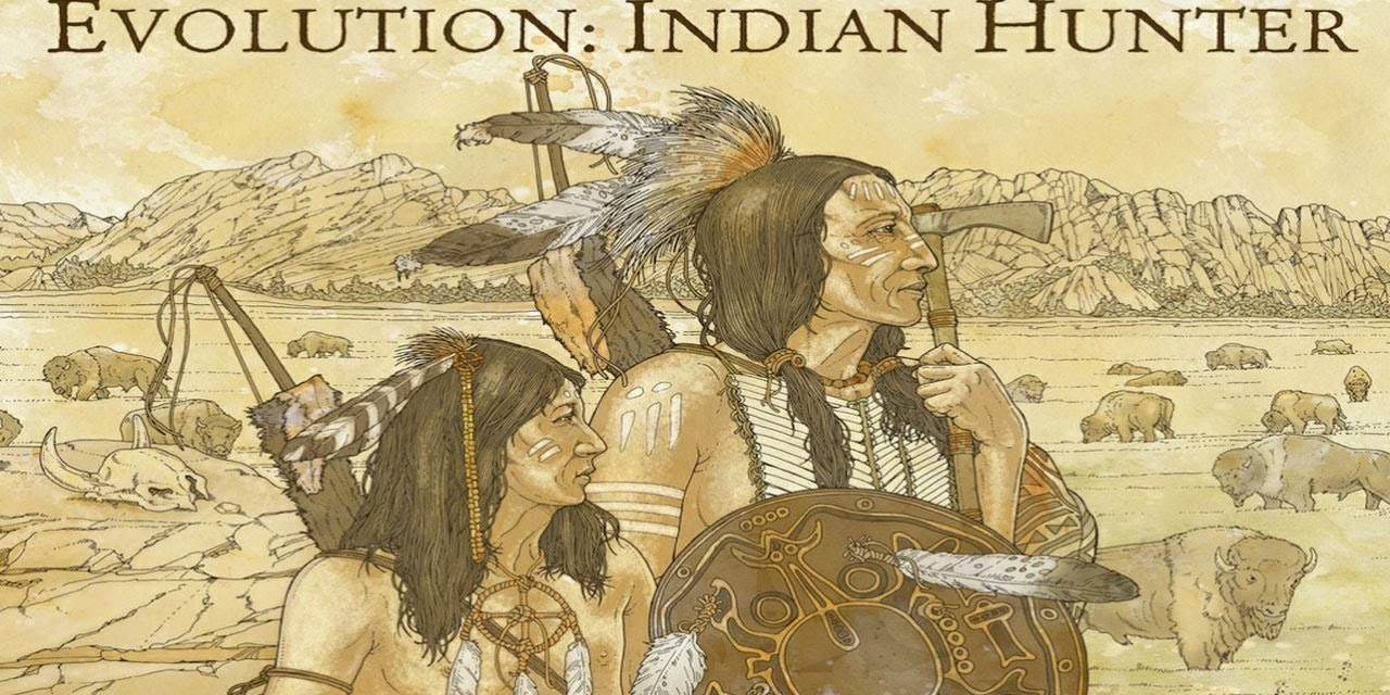 Evolution Indian hunter Ios Game Free Download