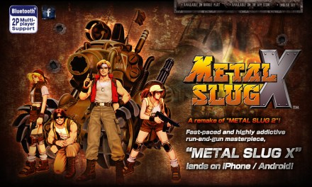 Metal Slug X Game Android Free Download