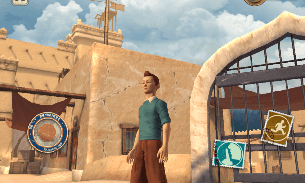 The Adventures of Tintin Ios Free Download