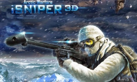 Download iSniper 3D Arctic Warfare Game Android Free Download