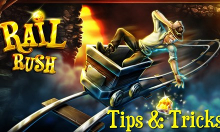 Rail Rush Game Android Free Download