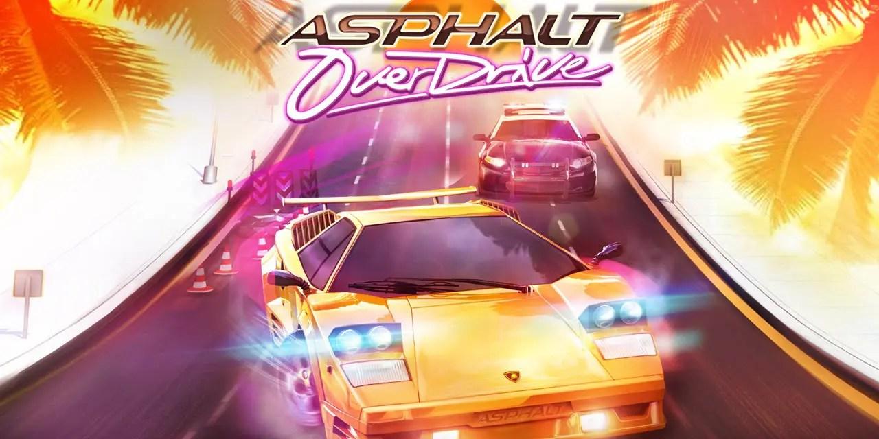Asphalt Overdrive Game Android Free Download