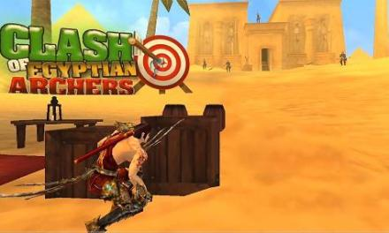 Clash of Egyptian Archers Game Ios Free Download