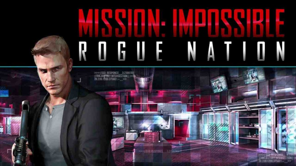 Mission Impossible RogueNation Game Android Free Download