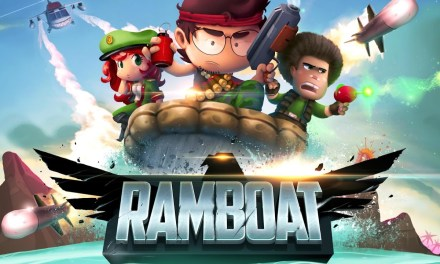 Ramboat Shoot and Dash Game Android Free Download